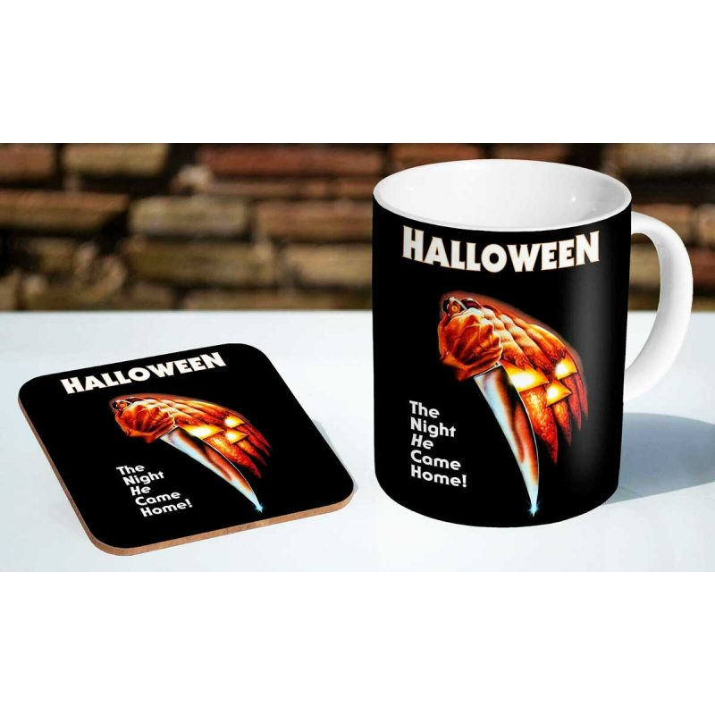 Halloween Mug and Coastercoaster