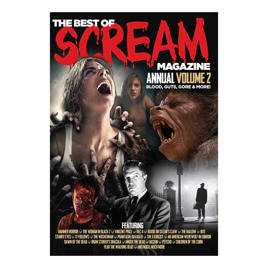 Scream Magazine Best Of Annual Vol. 2