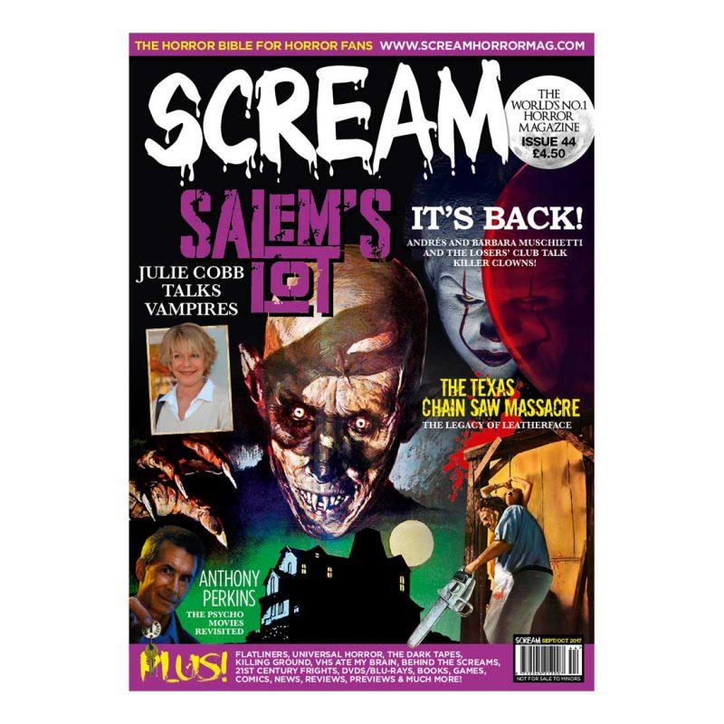 SCREAM Magazine Issue 44