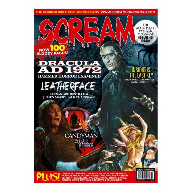SCREAM Magazine Issue 46