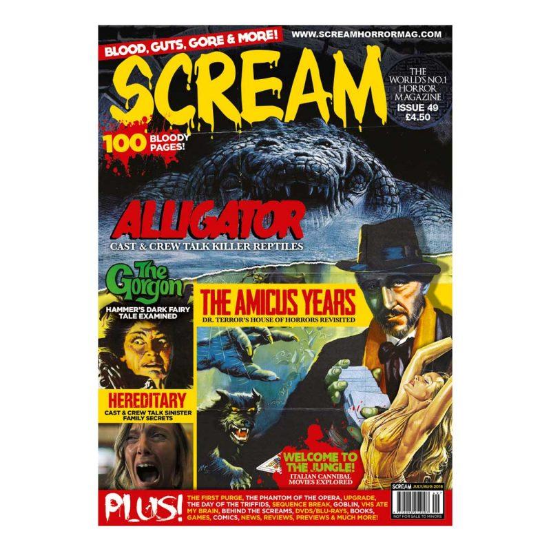 SCREAM Magazine Issue 49
