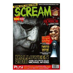 SCREAM Magazine Issue 50