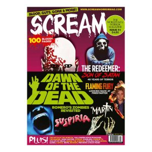 SCREAM Magazine Issue 51
