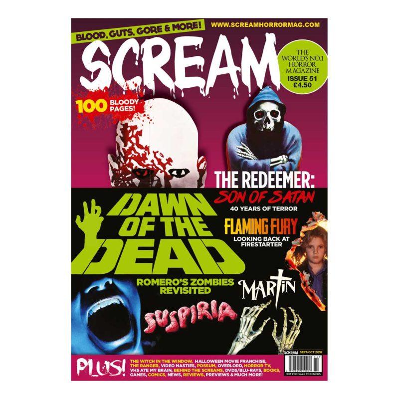 SCREAM Magazine Issue 51