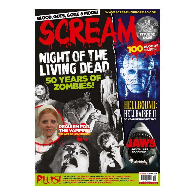 SCREAM Magazine Issue 52