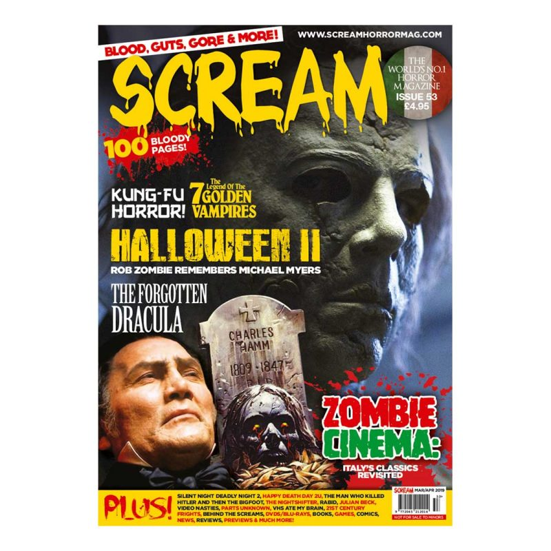 SCREAM Magazine Issue 53