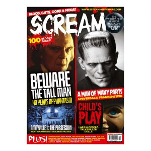 SCREAM Magazine Issue 54
