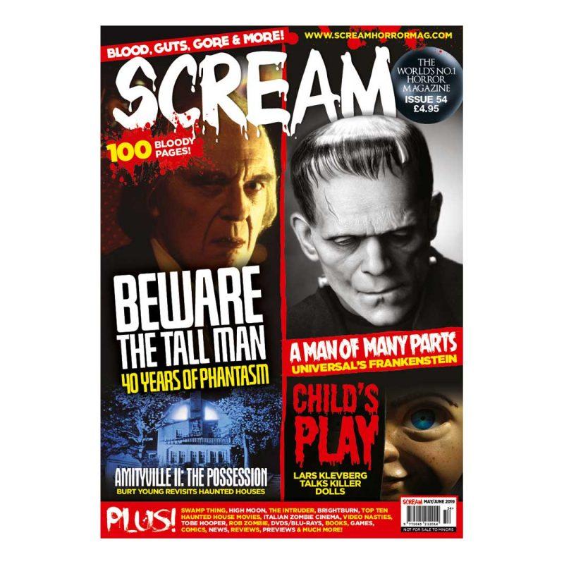 SCREAM Magazine Issue 54