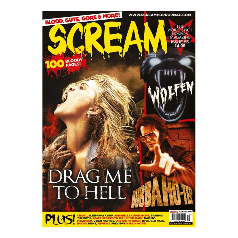 SCREAM Magazine Issue 55