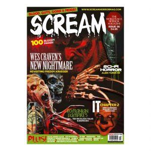 SCREAM Magazine Issue 56